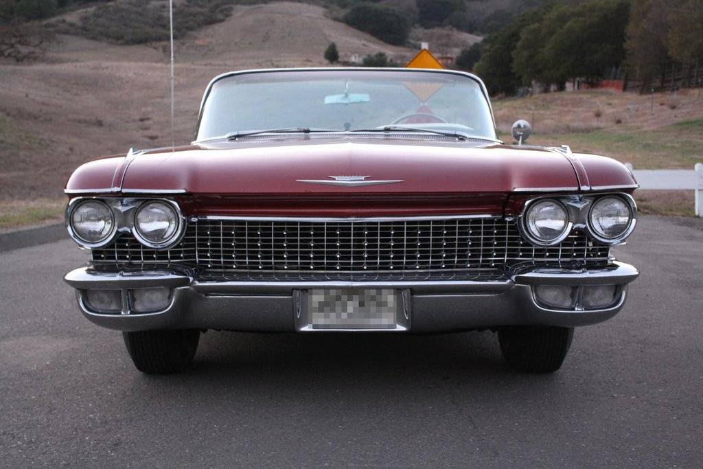 1960 Cadillac Convertible for sale #1806351   Hemmings ...