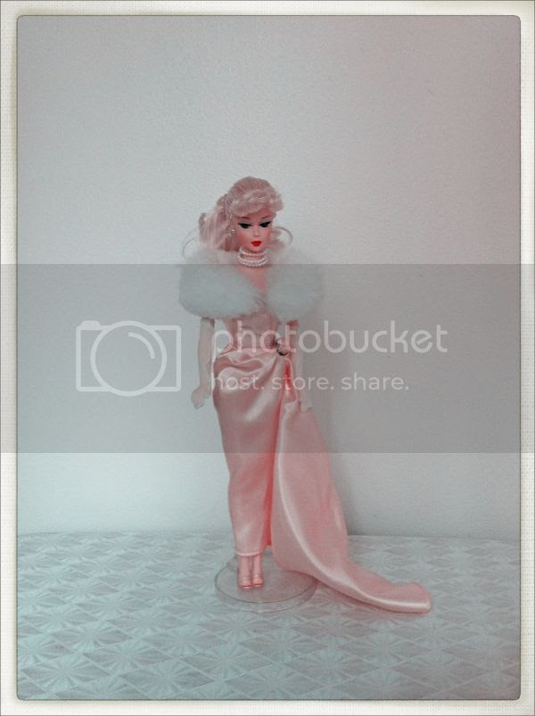 vintage barbie pink fashion