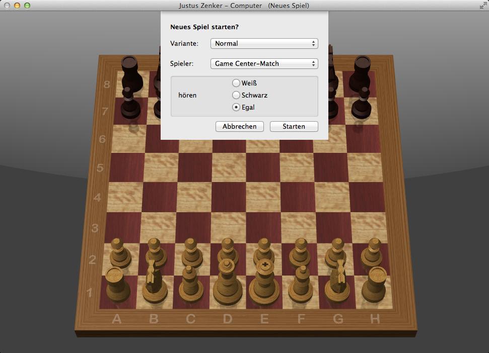 Schach Mit Freunden
