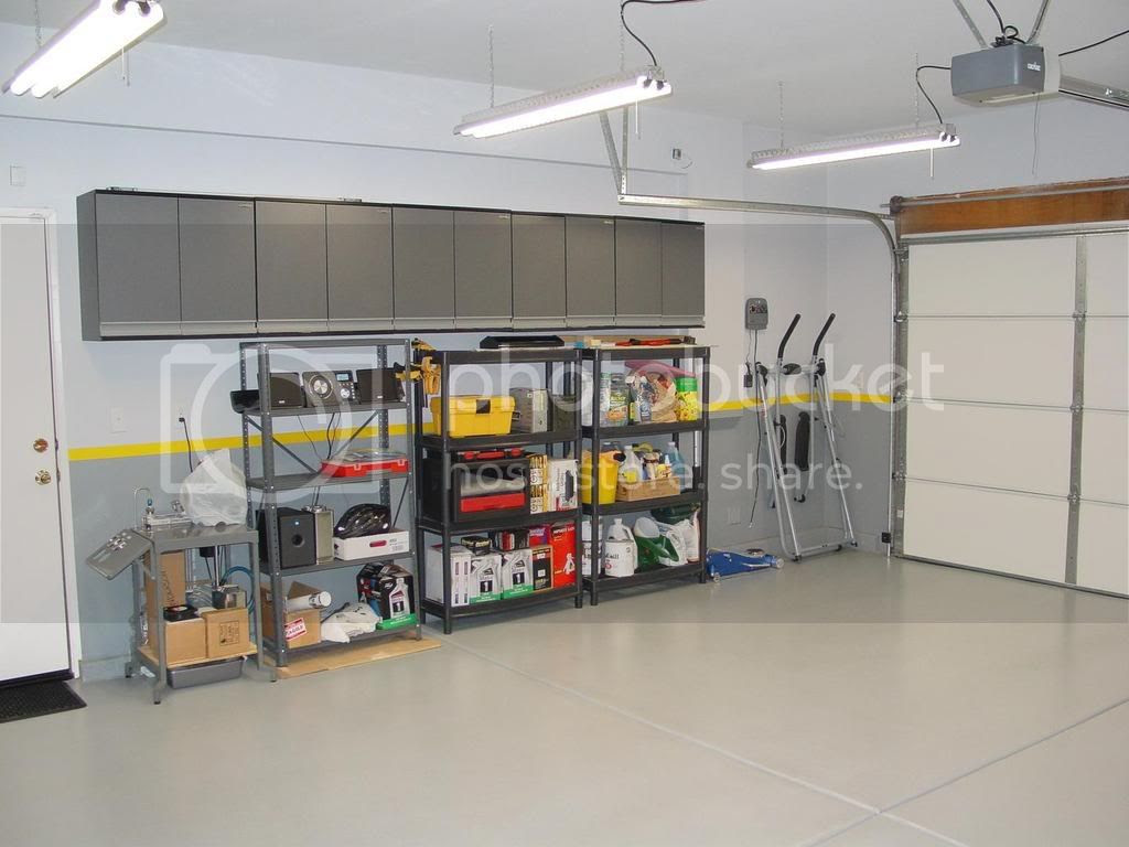 Finished project garage: photos of current condition - The Garage ...
