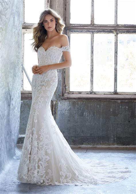Mori Lee Kassia Style 8203 Dress   MadameBridal.com