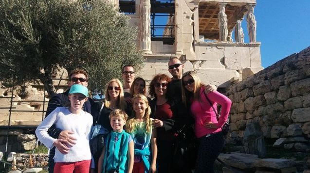3-day Family Vacation Package | Kids Love Greece