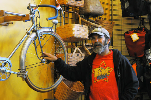 Glenn Eames and the Rene Herse, Old Spokes Home