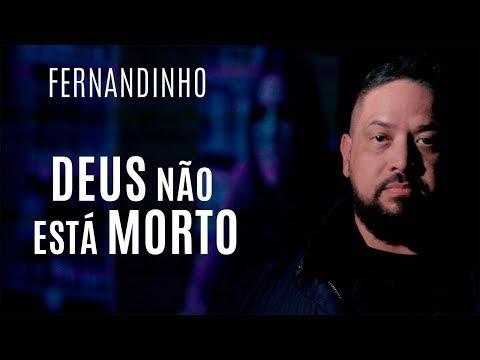 Fernandinho -  Deus Não Está Morto - Tema do filme Clipe Oficial
