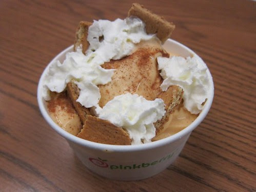 Pumpkin Pinkberry