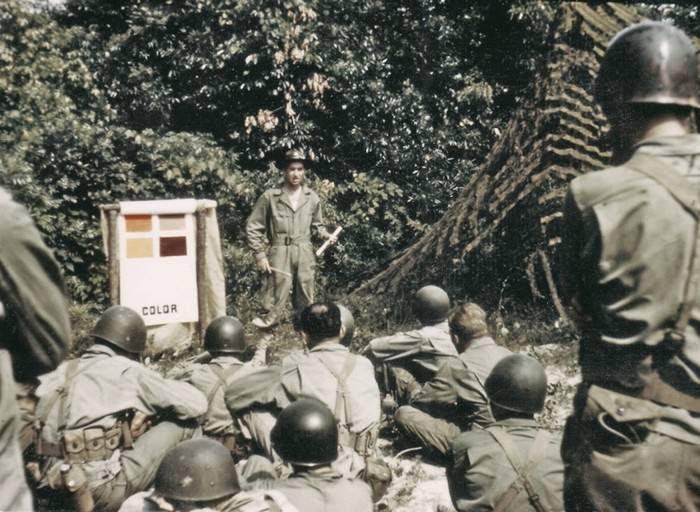exército fantasma, nazistas
