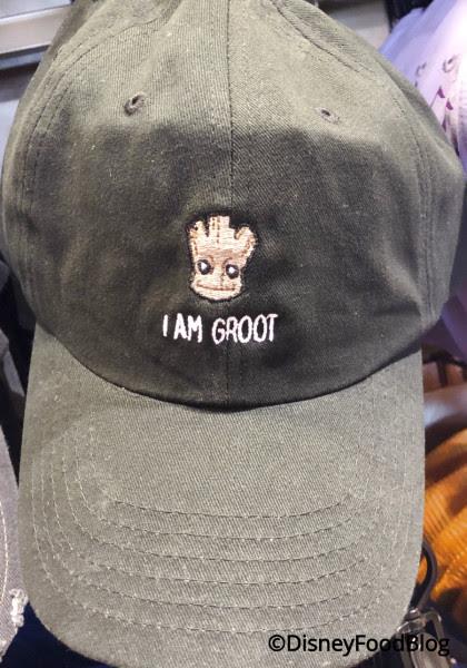 I am Groot! ball cap