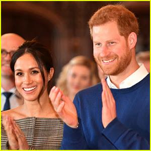 Prince Harry & Meghan Markle Saw 'Hamilton' on Date Night!