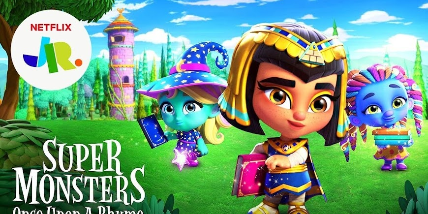 Super Monsters: Once Upon a Rhyme (2021) movie download