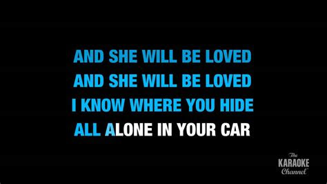 loved   style  maroon  karaoke video