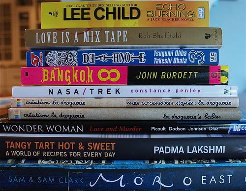 Summer Reading, 2008