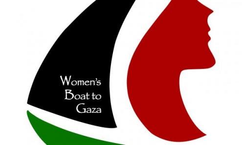 Esta iniciativa da frota Rumo a Gaza é a primeira de mulheres