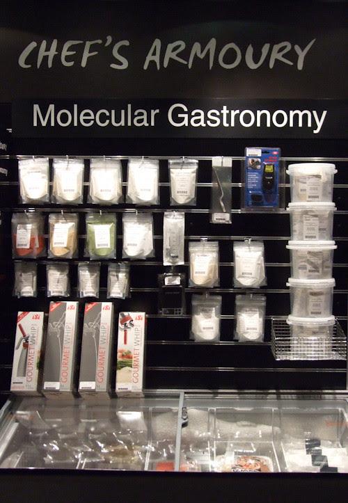 Molecular Gastronomy range