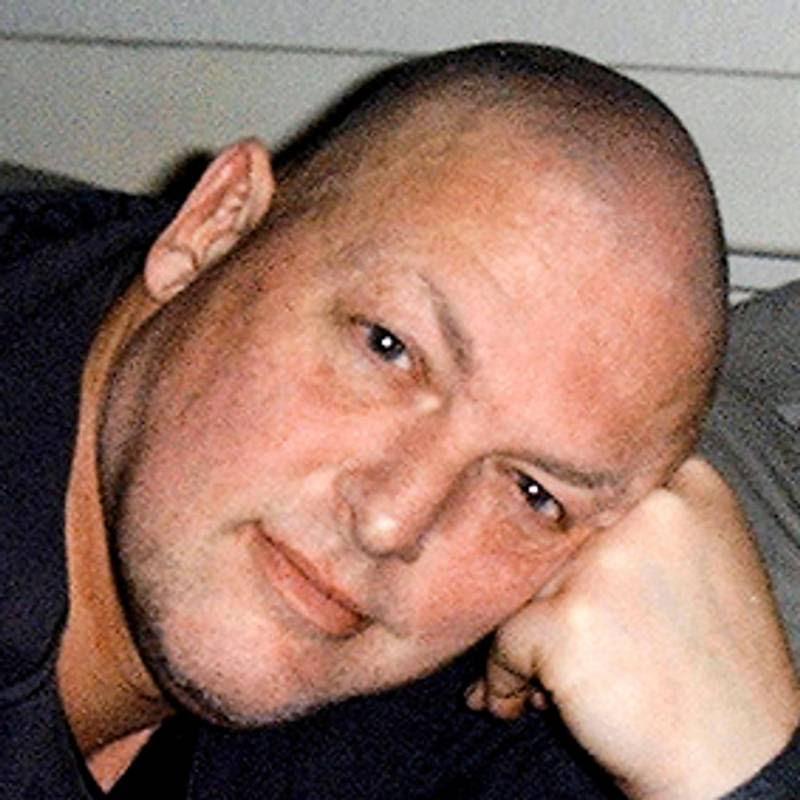 Sådan så 'Clark' ud i årene kort før sin forsvinden i 2011. Privatfoto