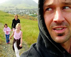 """family hike Survival Skills for the """"Man of the House"""""""