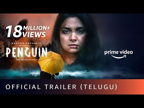 Penguin Telugu Movie Trailer