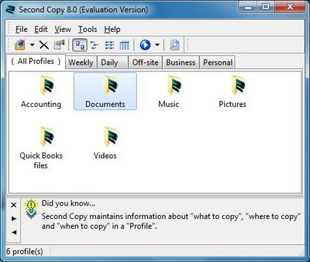 Second Copy 8.0.5.3 Portable