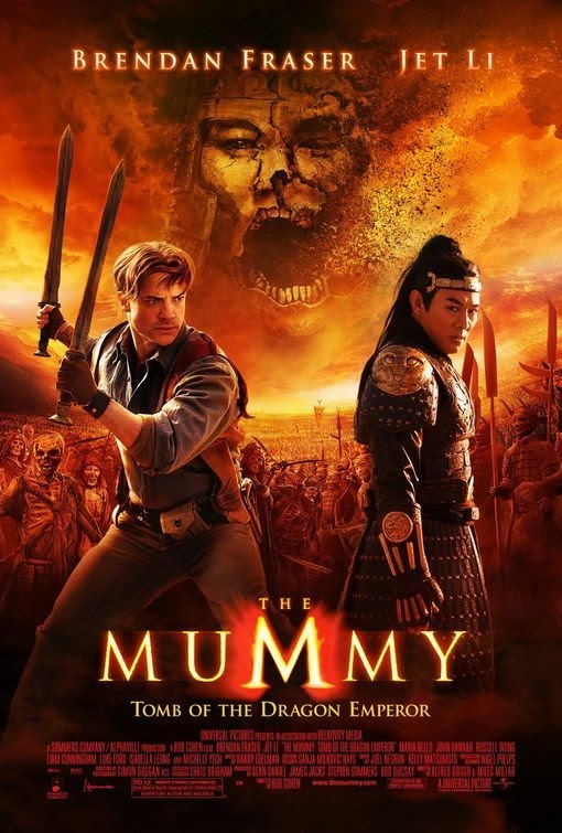 The Mummy Tomb of the Dragon Emperor (2008) Downloaad Full Movie Dual Audio {Hindi-English} 480p [350MB] || 720p [800MB] || 1080p [3.7GB]