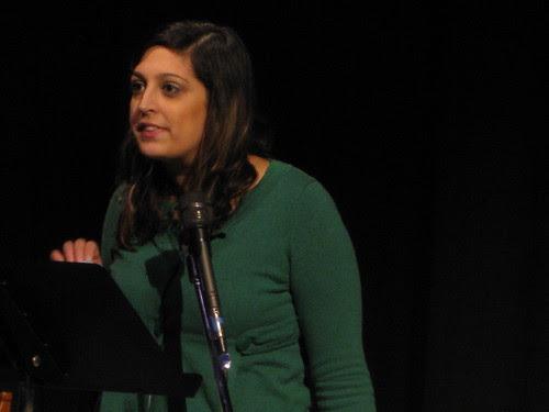 Leena Trevedi-Grenier @ Encyclopedia Show Feb. 4 2009