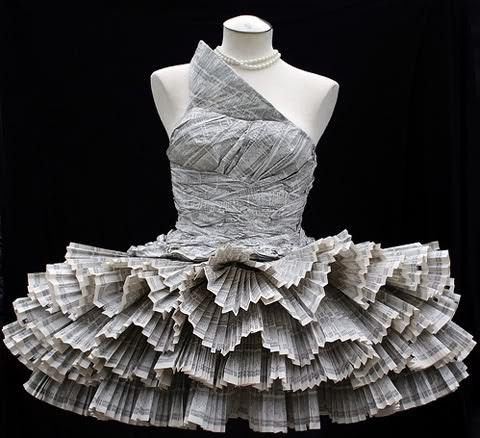 gazete elbise1