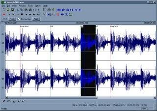Wavosaur, un éditeur audio portable
