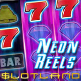 Slotland Continues Birthday with new Neon Reels Slot Game with New Clone Reels