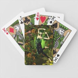 Spritely Poker Cards