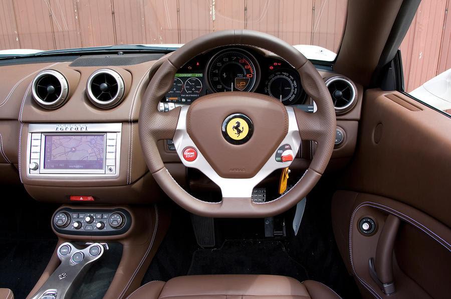 Ferrari California 2008-2014 review | Autocar