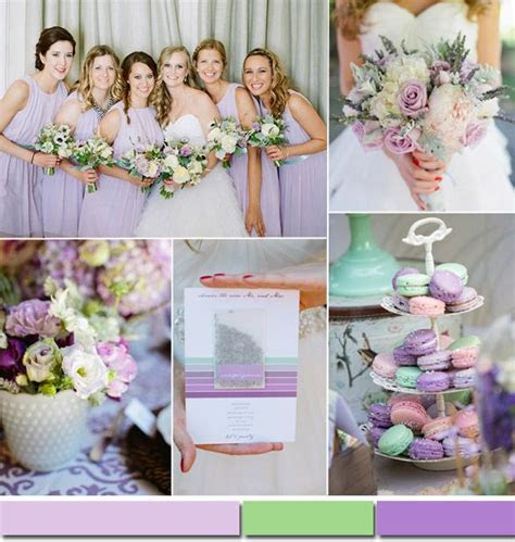 Top 10 Spring/Summer Wedding Color Ideas & Trends 2015