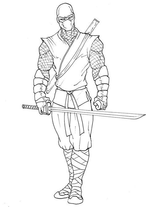 ninja  hyperinsomnia samurai drawing art sketches