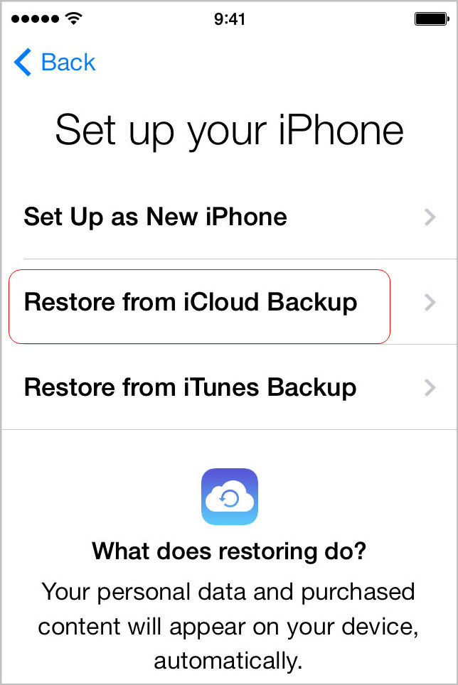 How to Recover Deleted Call History on iPhone 6  Leawo Tutorial Center