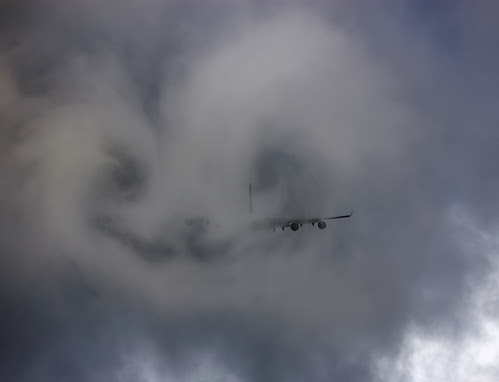 Smiling scary shit