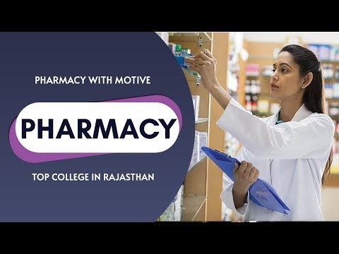 Pharmacy College- Top College, Course, Images, Career