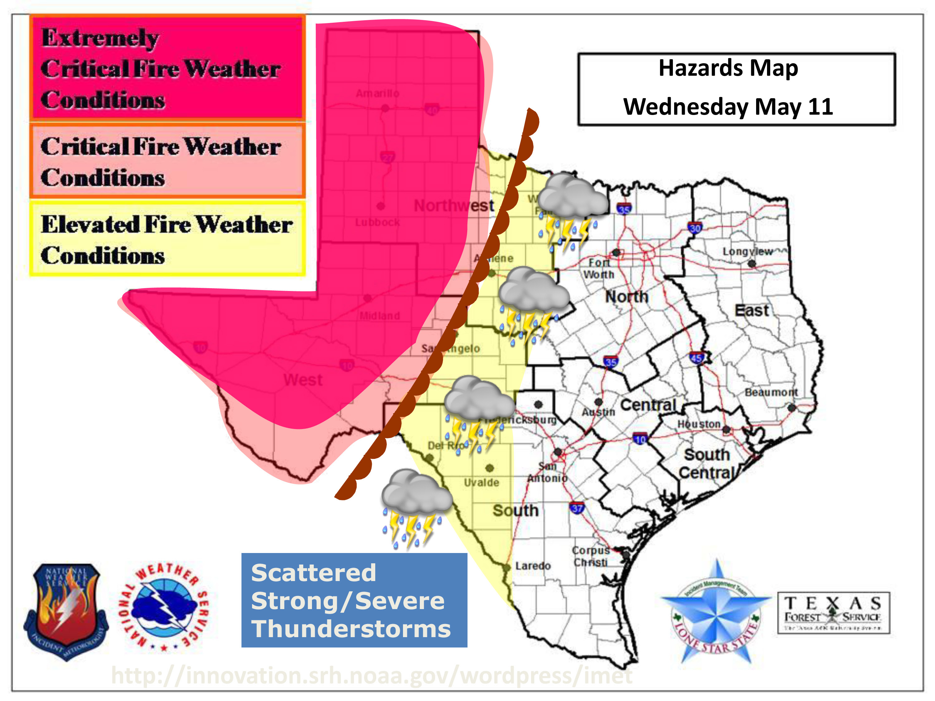 Map Of Texas Weather.Houston Tx Weather Map Map Of Us Western States