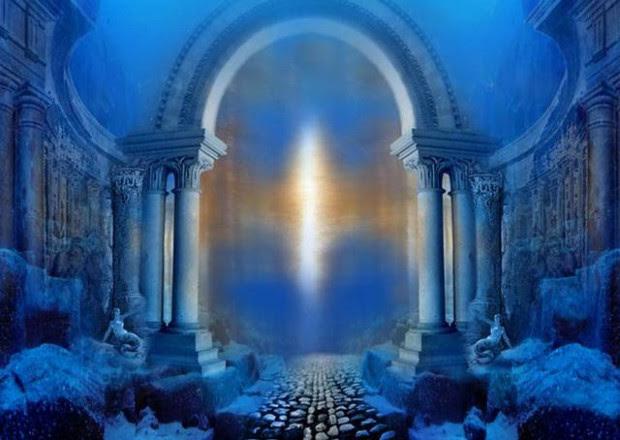 Según Platón, el oricalco abundaba en la mítica Atlántida.