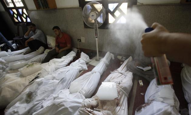 Ανακάλεσε τον πρέσβη στη Τουρκία η Αίγυπτος - 638 οι νεκροί φόβοι για νέες ταραχές