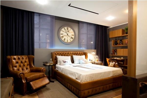 Casa foa 2013 dormitorio para un hombre de negocios for Decoracion casa foa