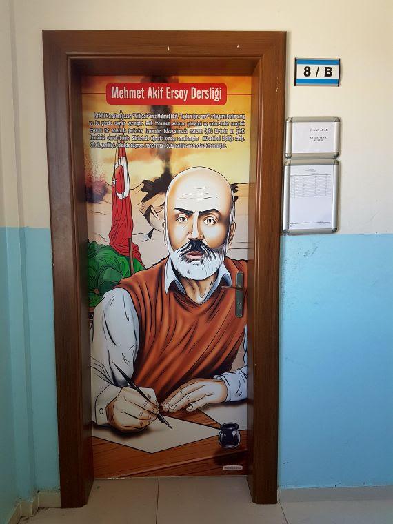Mehmet Akif Ersoy Dersliği Eğitim Bilişim Ağı
