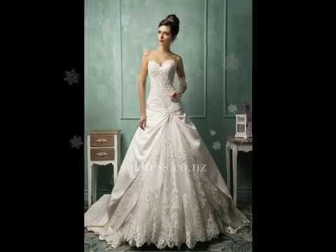 New Zealand Wedding Dresses Collection 2015 Nz