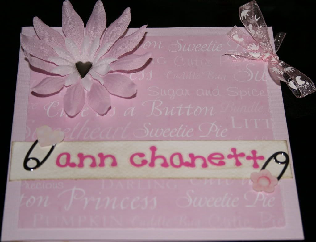 Ann Chanett