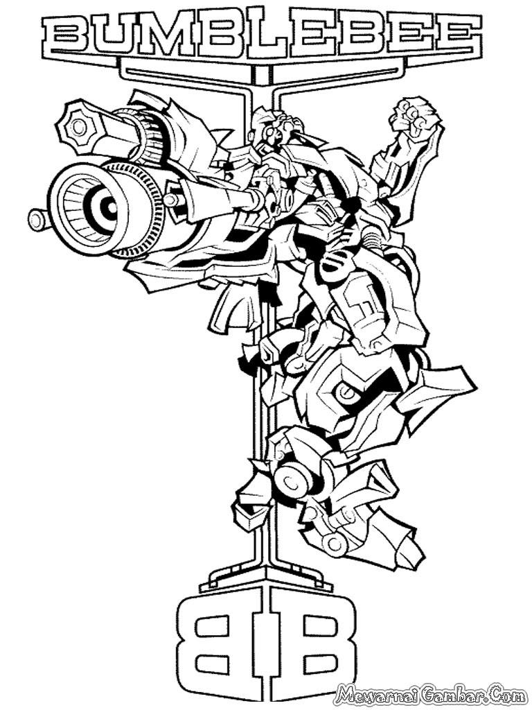 Mewarnai Robot Transformer Auto Electrical Wiring Diagram