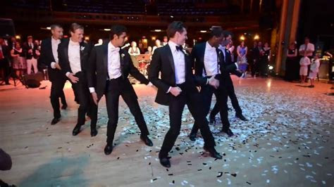 BEST groomsmen dance wedding ever 2016   Probably the
