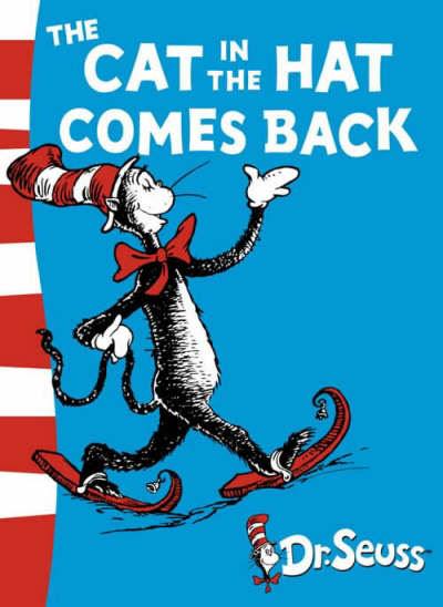 القط ذو القبعة - الكتب الاكثر مبيعا في التاريخ