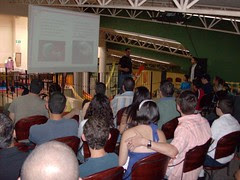 Ticobot 2008 - Charla