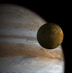 Io Close-Up with New L8 Jupiter