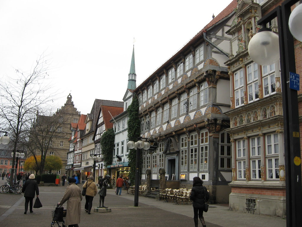Osterstraße 4, Hameln