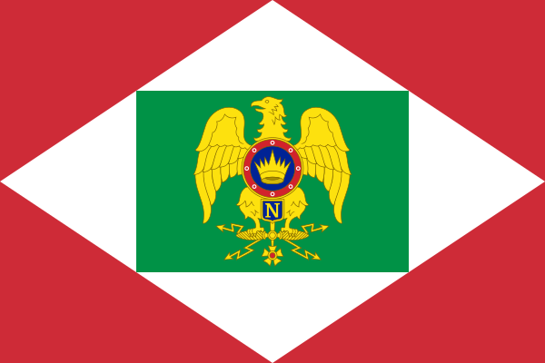 File:Flag of the Napoleonic Kingdom of Italy.svg
