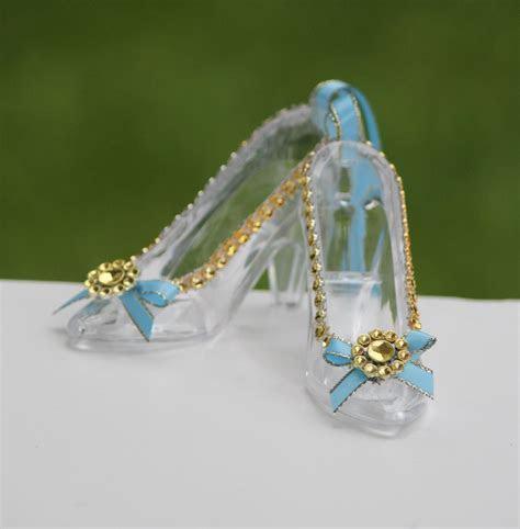 Cinderella Glass Slipper, Cinderella Wedding Favors
