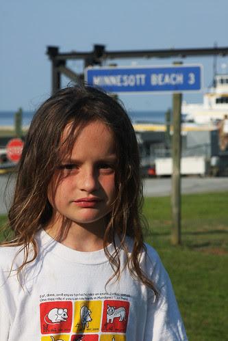 Three Miles to Minnesott Beach