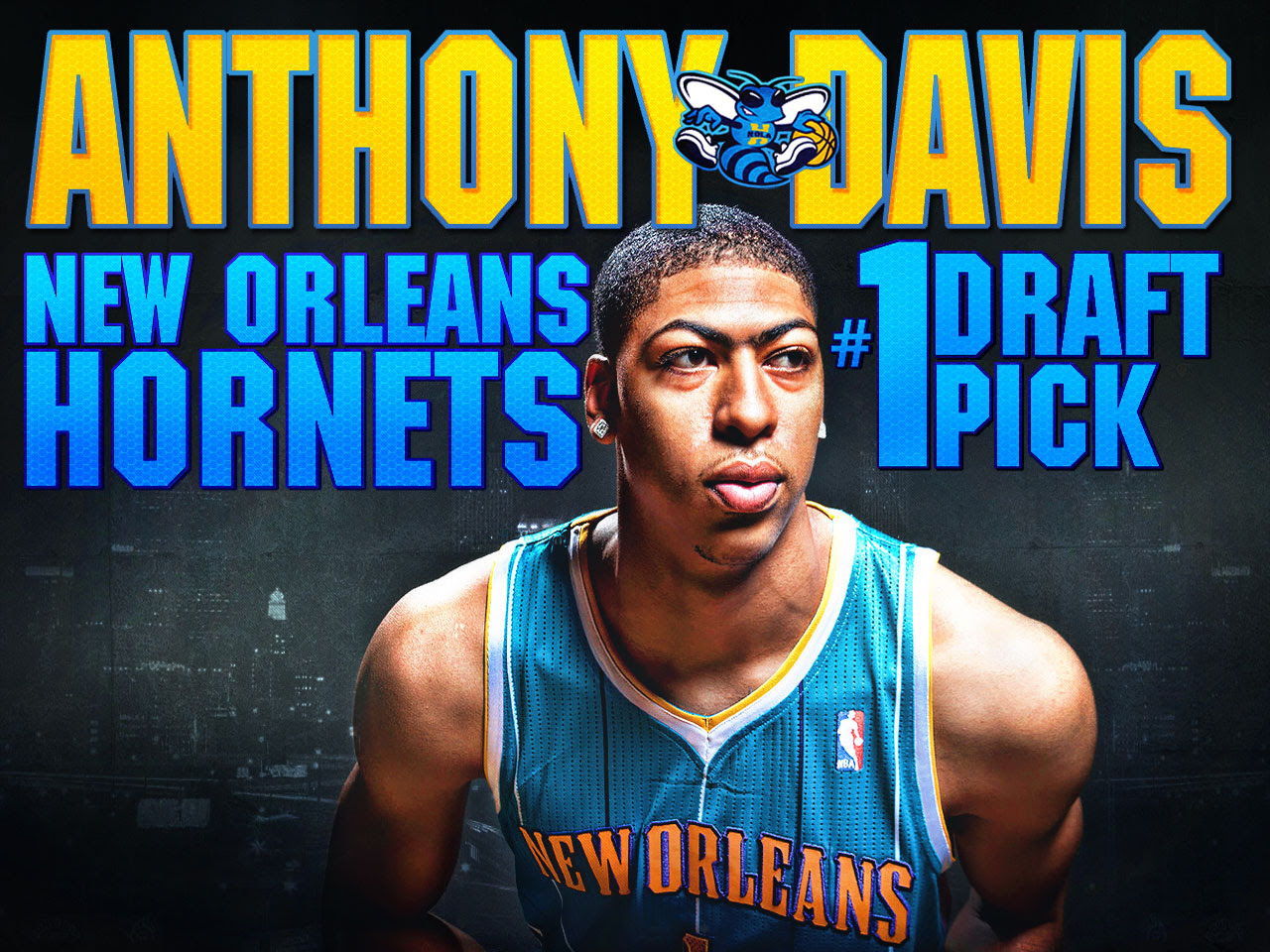 Anthony Davis Wallpapers   Basketball Wallpapers at ...